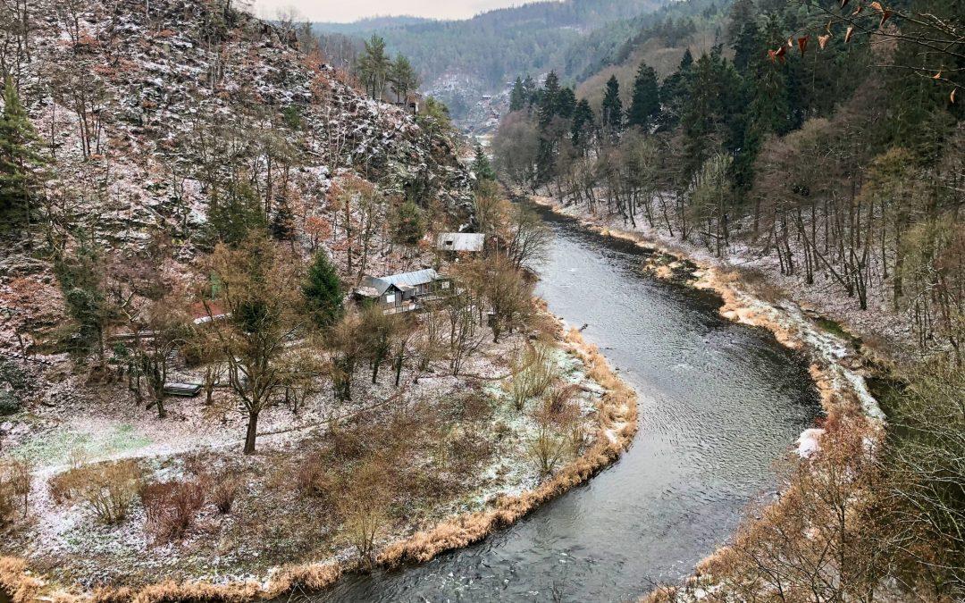 Pražská 100 2018 aneb tři řeky s Olafem (DNF)