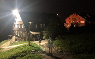 Krakonošova 100 2019 aneb fiasko v Krkonoších… (DNF)