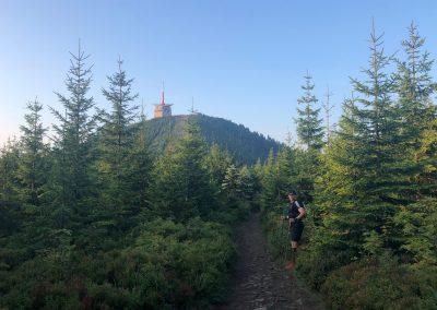 Můj oblíbený pohled na Lysou horu