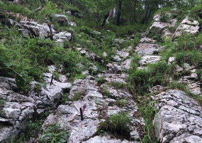 Kameny a skály...