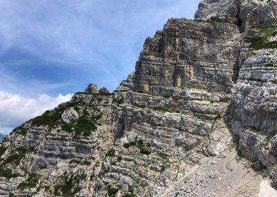 Zajímavý skalní útvar